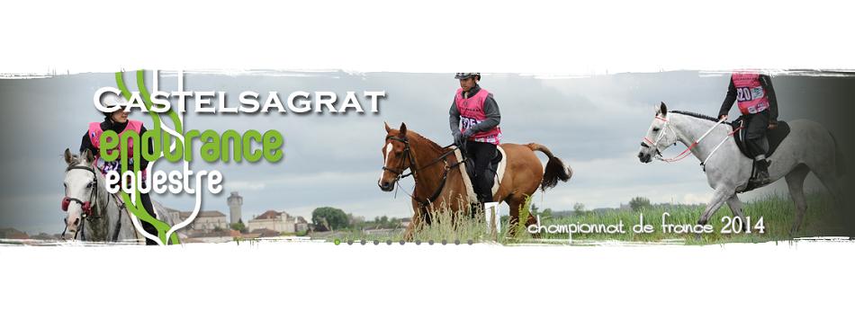 Vegelia sponsorise endurance equestre castelsagrat